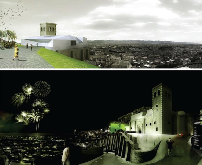 The european centre laura alvarez spain - Ets arquitectura madrid ...