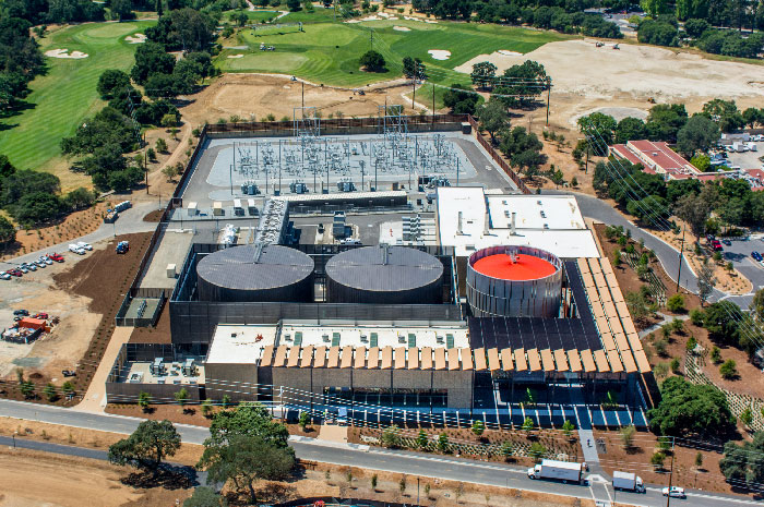 The European Centre | Stanford University Central Energy