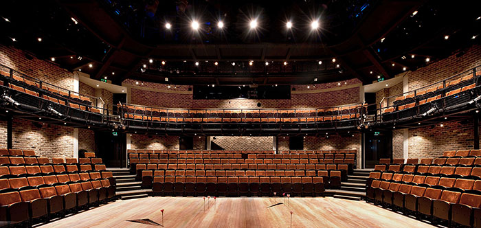 The European Centre Everyman Theatre