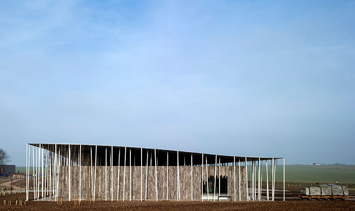 Stonehenge Exhibition and Visitor Centre