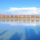 Industry to Scenic-The Landscape Renovation of Chaka Salt Lake, Chaka Town, Wulan County, Qinghai | 2015