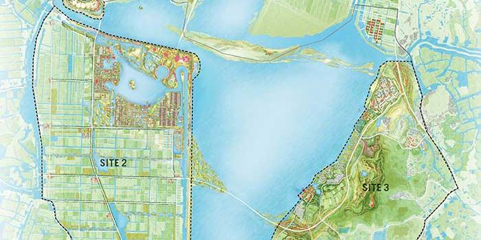 GUCHENG LAKE MASTER PLAN