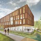 INTEGRATED DESIGN BUILDING, UNIVERSITY OF MASSACHUSETTS
