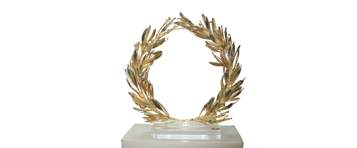 Trophy of European Prize Award