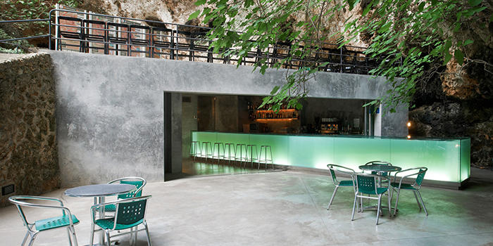 Bar in the Caves - A2arquitectos - Spain