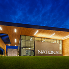 NATIONAL OFFICE FURNITURE'S WORLD HEADQUARTERS