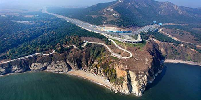 LANDSCAPE PLANNING AND DESIGN OF HULUDAO- XINGCHENG COASTAL TRIAL