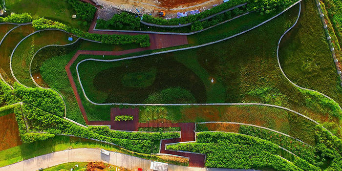 Landscape Design of Gui'an Ecological Innovation Park | Gui'an, China | 2015